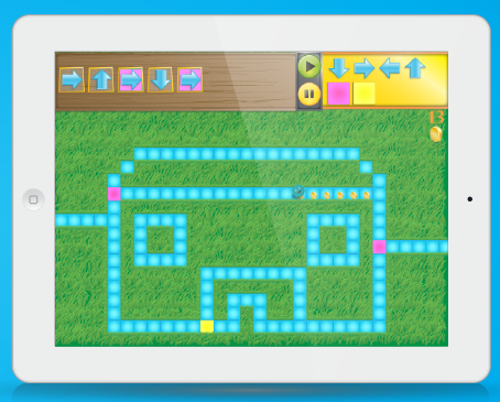 Kids Can Code With Kodable