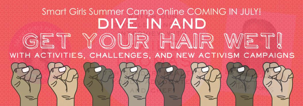 Smart Girls Summer Camp Online