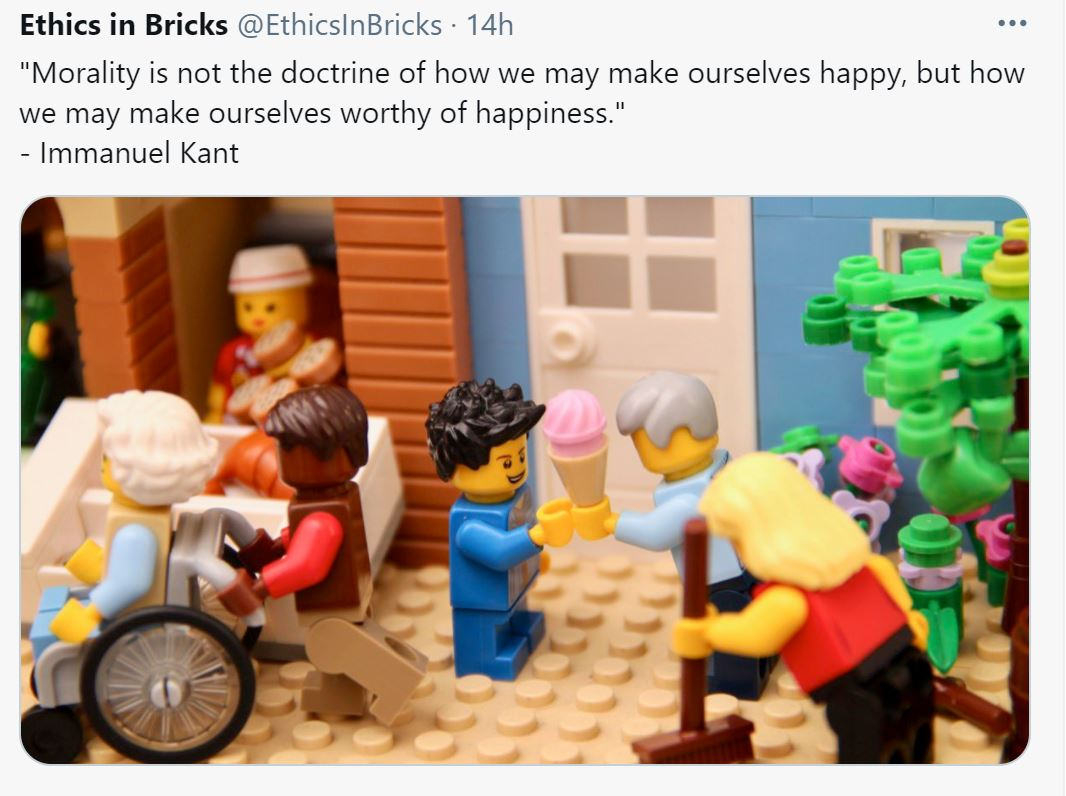 Ethics in Bricks